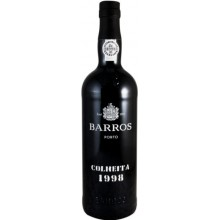 Barros Colheita 1998 Port Wine