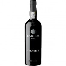 Barros Colheita 2002 Port Wine