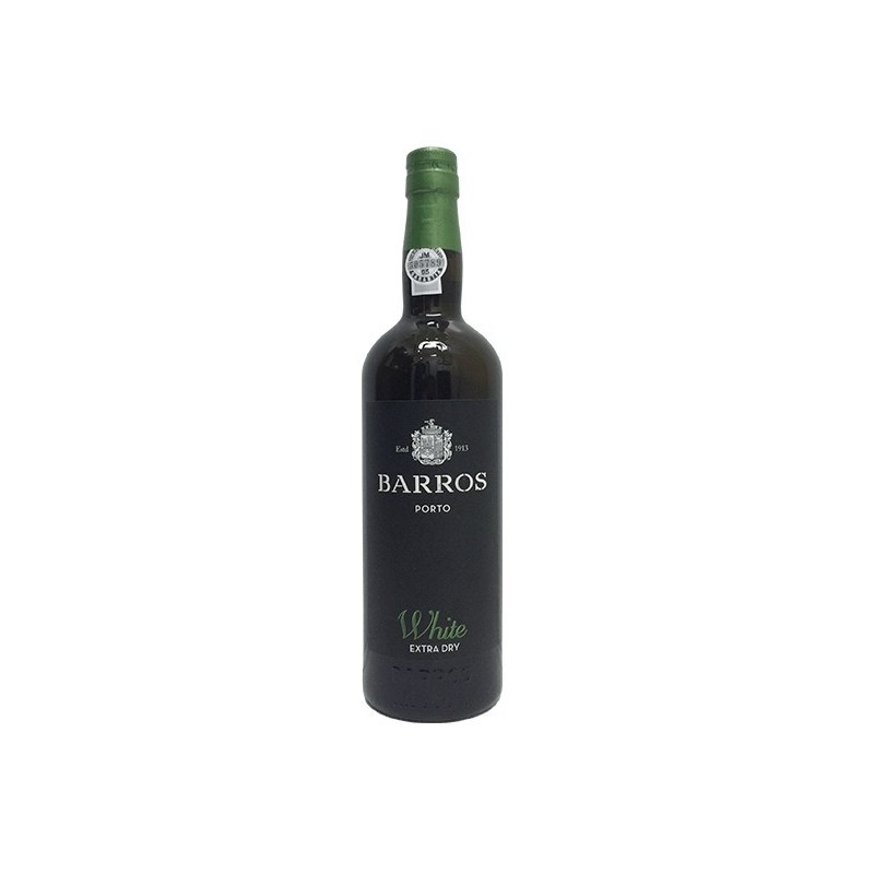Port Wine Barros Dry White