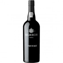 Barros Vintage 2007 Port Wine