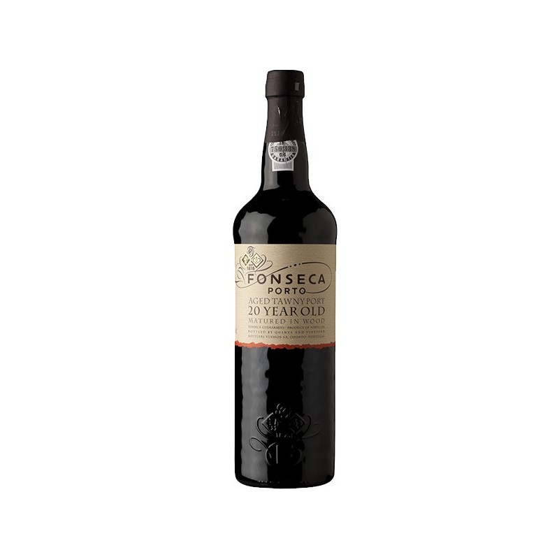 Fonseca 20 Years Old Port Wine