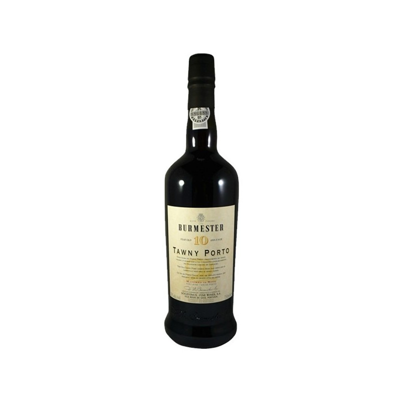 Port Wine Burmester 10 years old