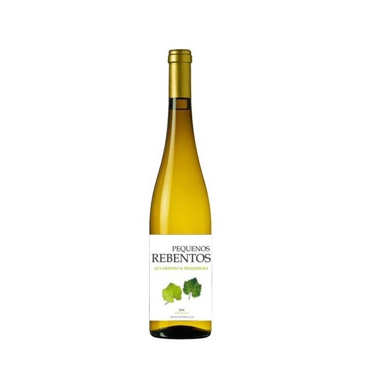 Pequenos Rebentos Alvarinho / Trajadura 2016 White Wine