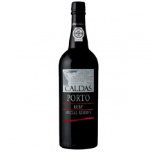 Caldas Ruby Special Reserve Port Wine
