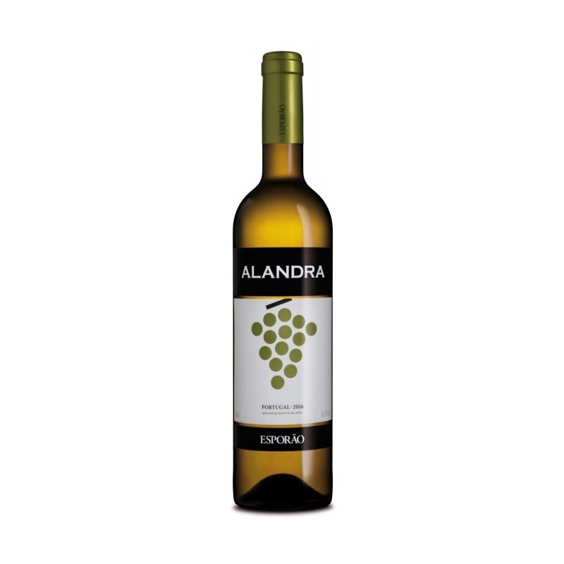Alandra 2017 White Wine