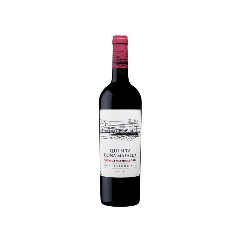 Quinta Dona Mafalda Touriga Nacional 2015 Red Wine