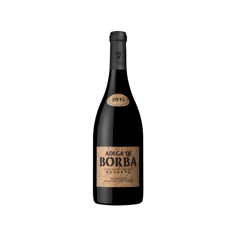 Adega de Borba Rótulo de Cortiça Reserva 2015 Red Wine