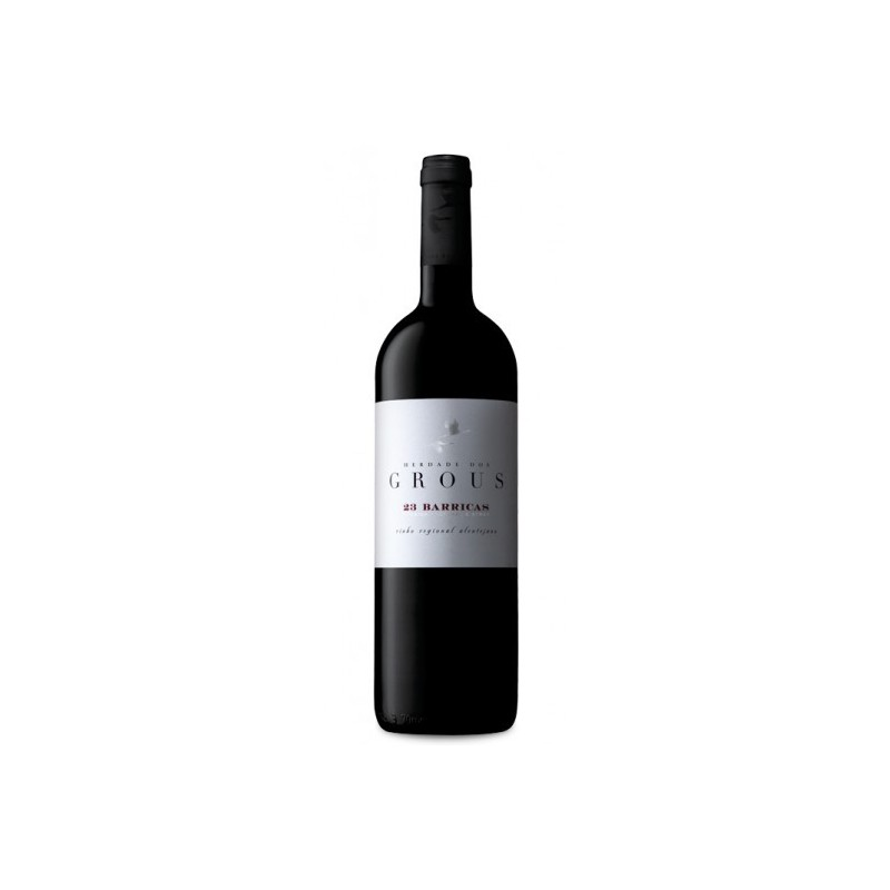 "Herdade dos Grous ""23 Barricas"" 2010 Red Wine"