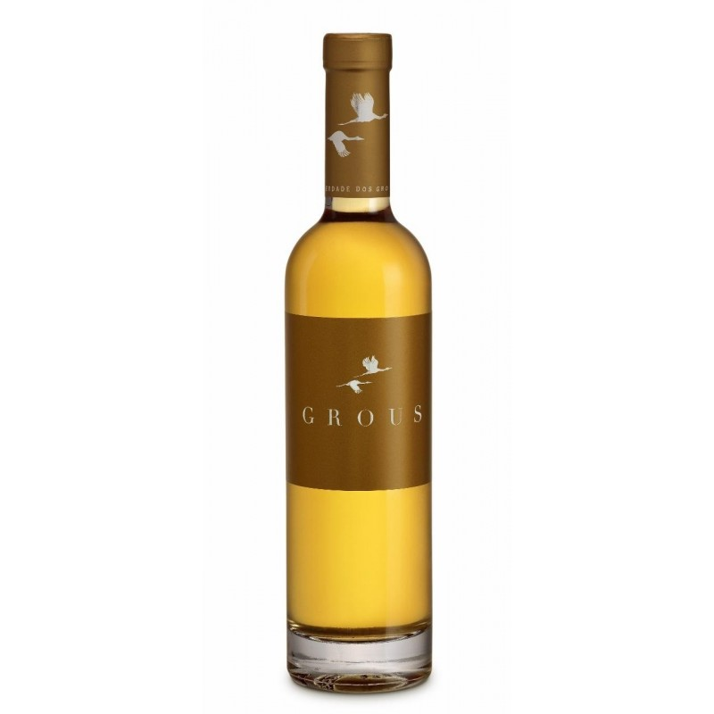 Herdade dos Grous Late Harvest 2013 White Wine (375 ml)
