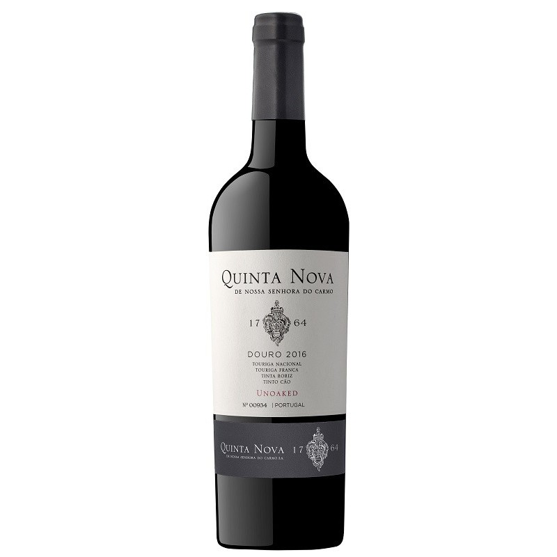 Quinta Nova Unoaked 2017 Red Wine