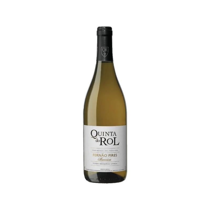 Quinta do Rol Barrica Fernão Pires 2015 White Wine