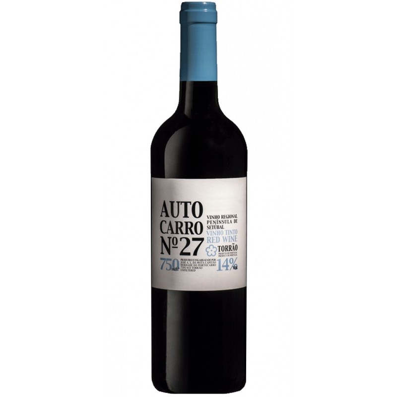 Autocarro nº27 2016 Red Wine