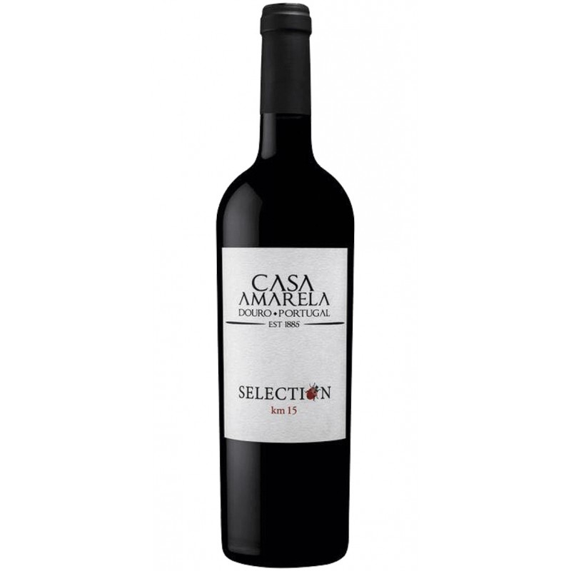 Casa Amarela Selection Km 16 2016 Red Wine