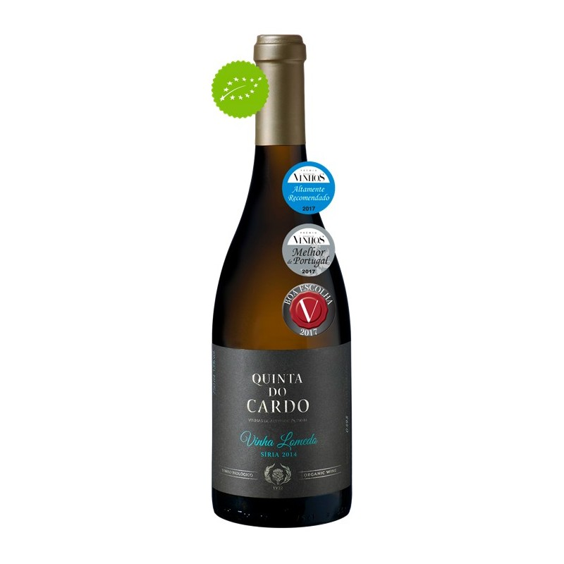 Quinta do Cardo Vinha Lomedo 2015 White Wine