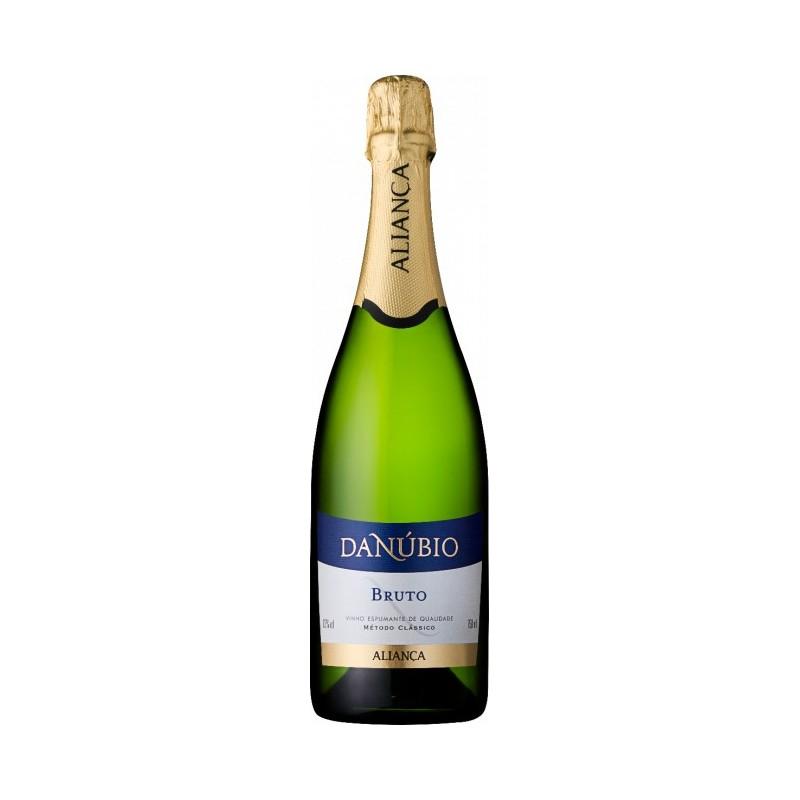 Danúbio Brut Sparkling White Wine