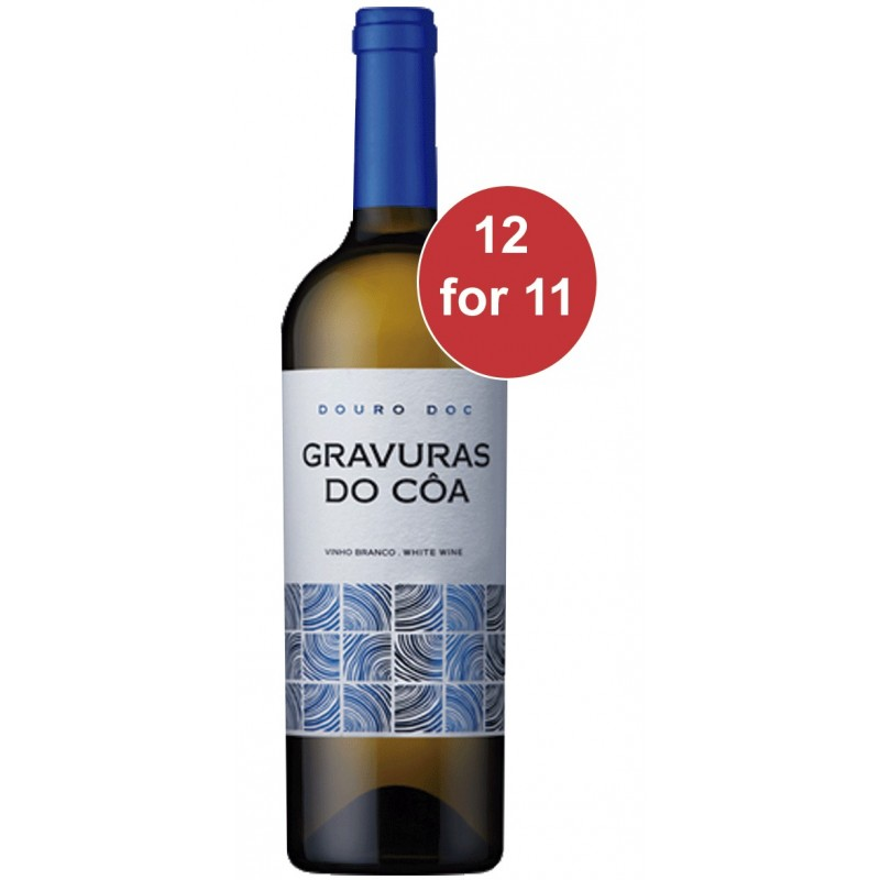Gravuras do Coa White (12 for 11)
