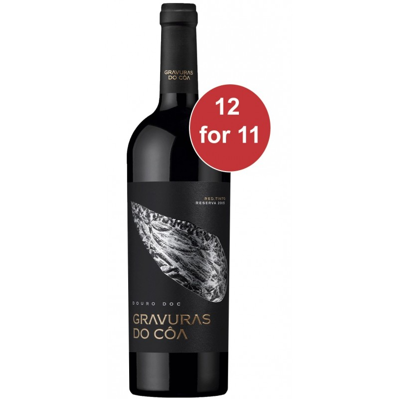 Gravuras do Coa Reserva Red (12 for 11)