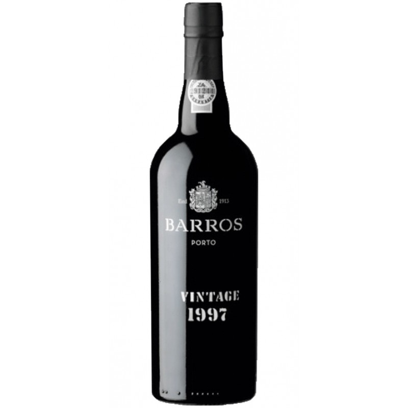 Barros Colheita 1997 Port Wine
