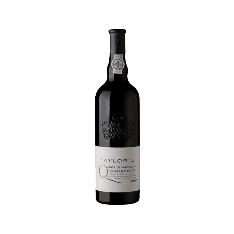 Taylor's Quinta de Vargellas Vintage 1995 Port Wine (375ml)