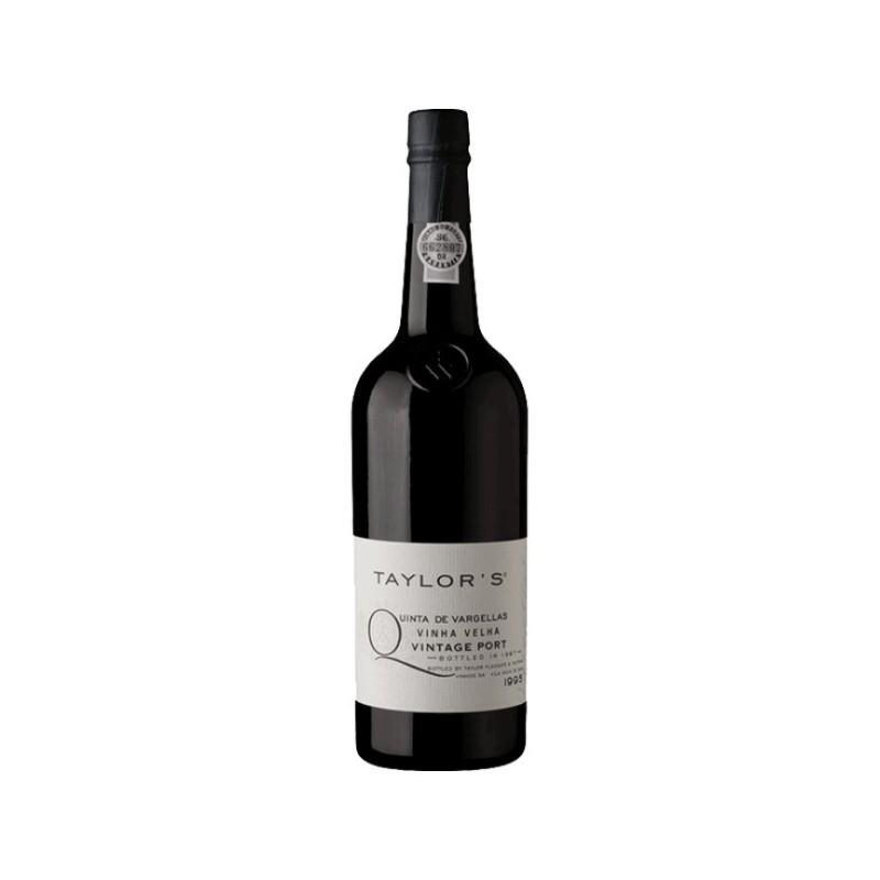 Taylor's Vargellas Vinha Velha Vintage 1995 Port Wine