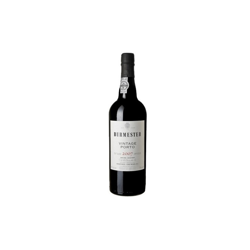 Burmester Vintage 2007 Port Wine