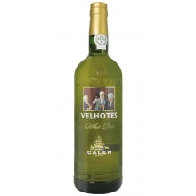 Calem Velhotes White Port Wine