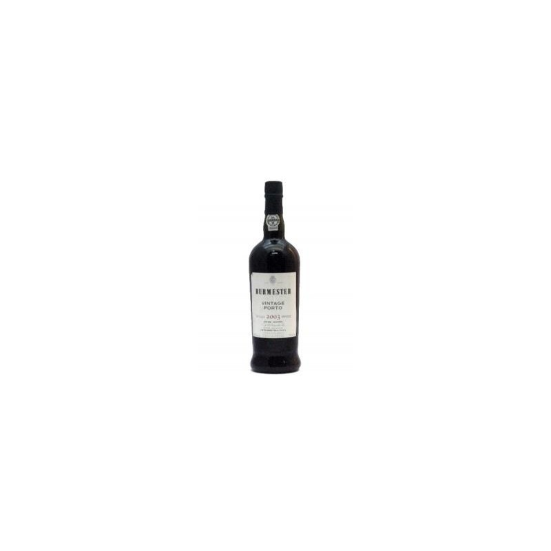 Burmester Vintage 2003 Port Wine