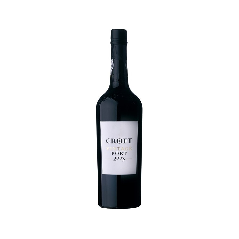 Croft Vintage 2003 Port Wine