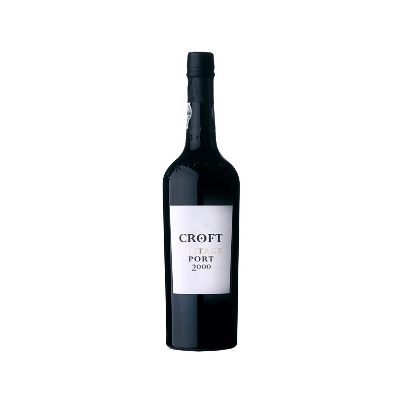 Croft Vintage 2000 Port Wine