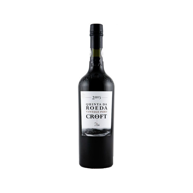 Croft Quinta da Roeda Vintage 2015 Port Wine