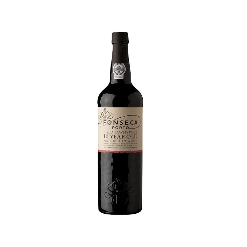 Fonseca 10 Years Old Port Wine
