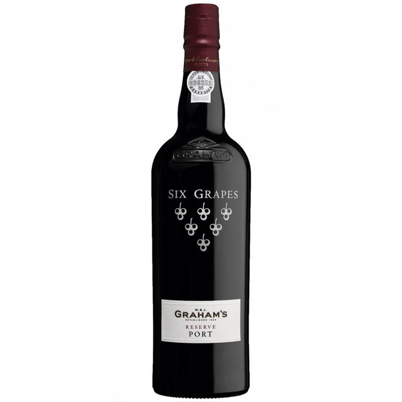 Graham's Six Grapes Port Wine