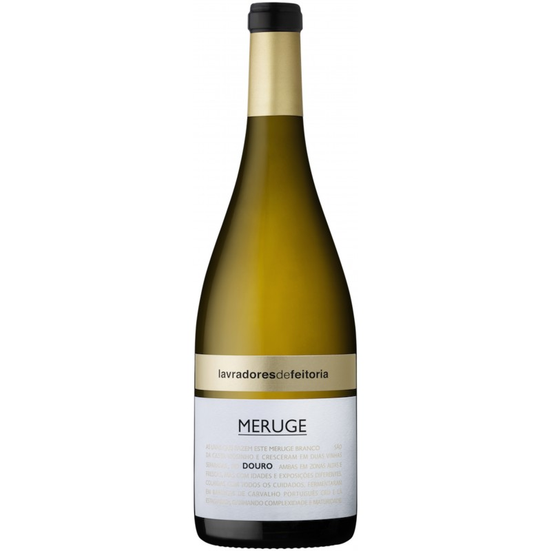 Meruge 2016 White Wine
