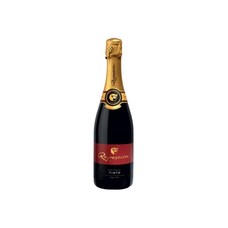 Raposeira Super Reserva Brut Sparkling Red Wine