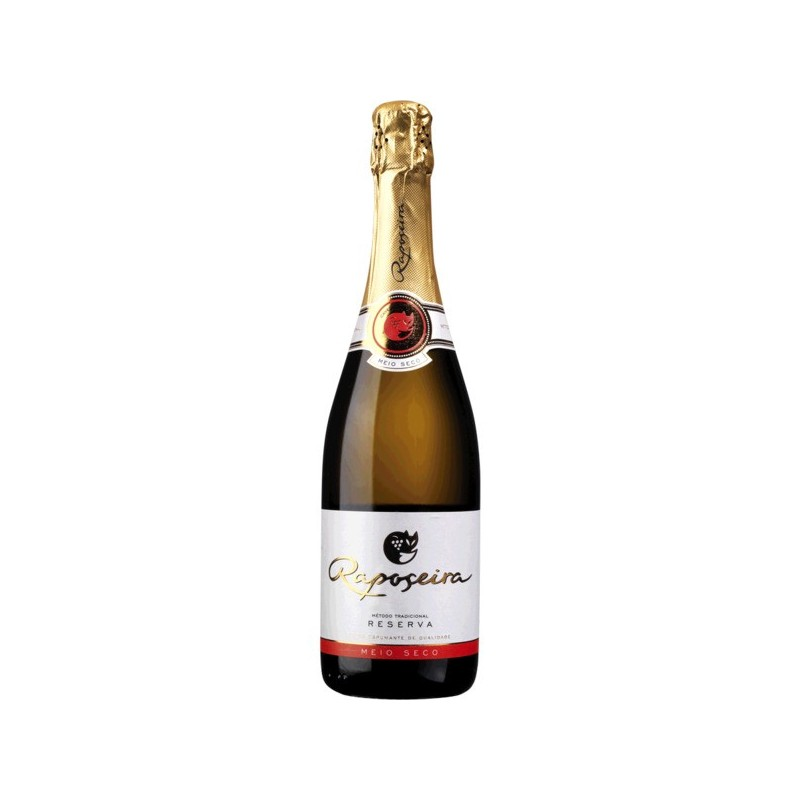 Raposeira Medium Dry Sparkling White Wine