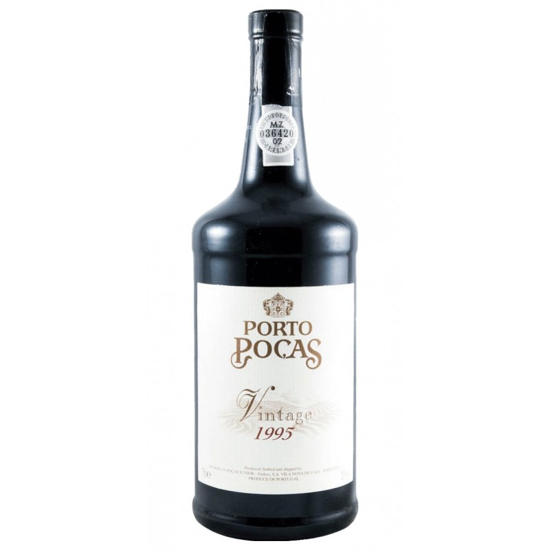 Poças Vintage 1995 Port Wine (375 ml)