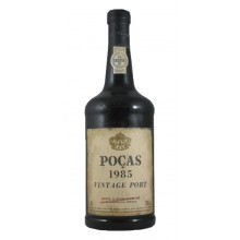 Poças Vintage 1985 Port Wine