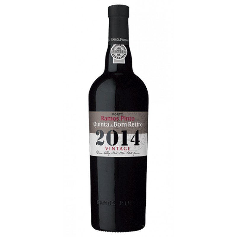 Ramos Pinto Quinta do Bom Retiro Vintage 2014 Port Wine