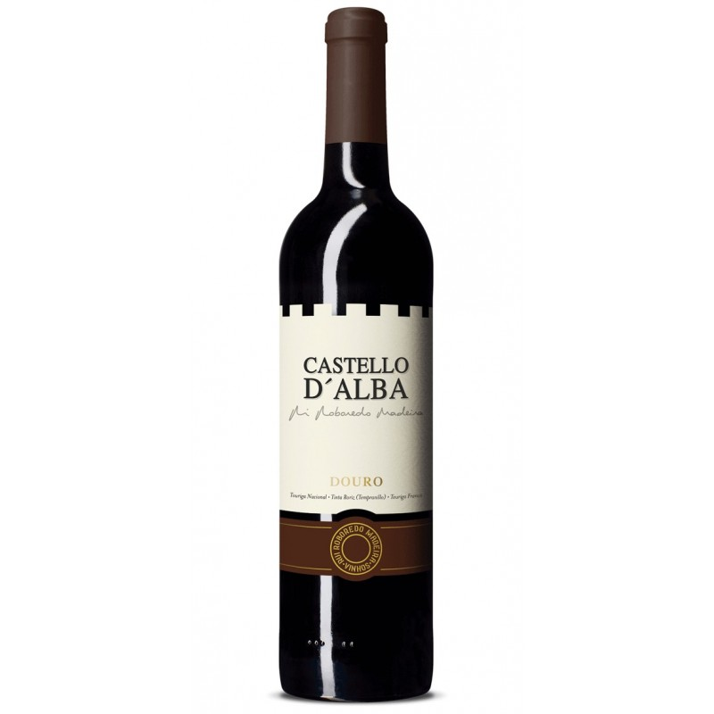 Castello D'Alba 2016 Red Wine