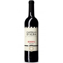 Castello D'Alba Reserva 2017 Red Wine