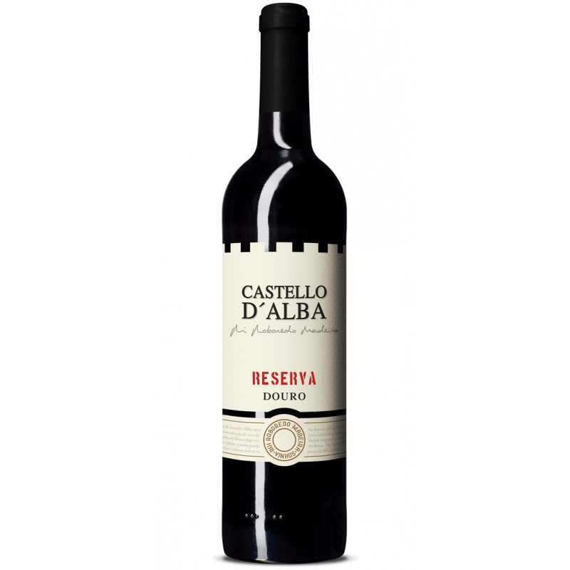 Castello D'Alba Reserva Red Wine