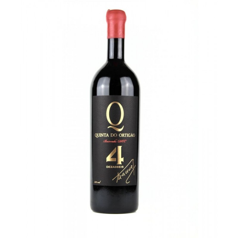 Quinta do Ortigão 4 Dezasseis 2011 Red Wine