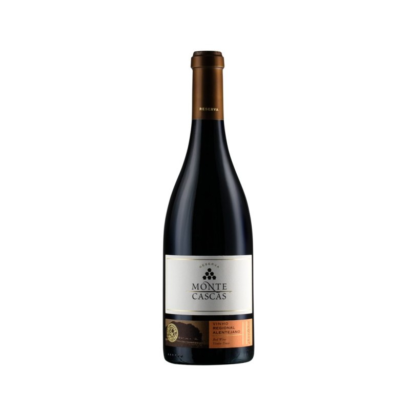 Monte Cascas Reserva 2014 Red Wine