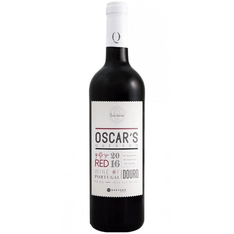 Oscar's 2016 Red Wine