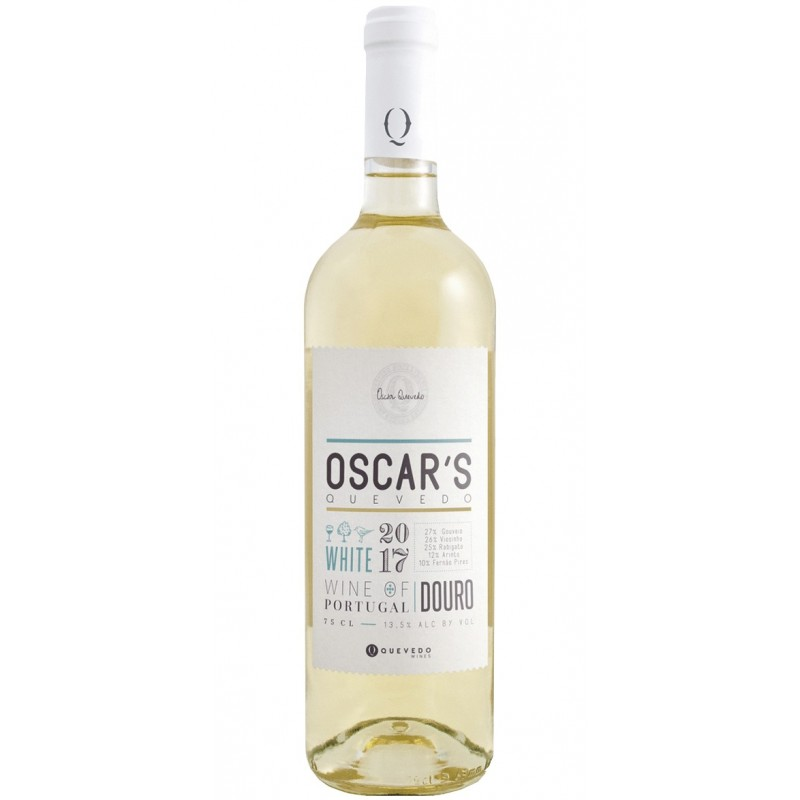 Oscar s White Wine from Quevedo I Best Wine Portugal 043f16244ab23