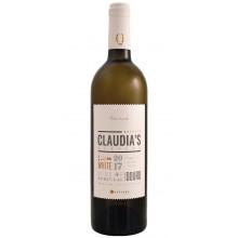 Claudia's Reserva 2017 White Wine