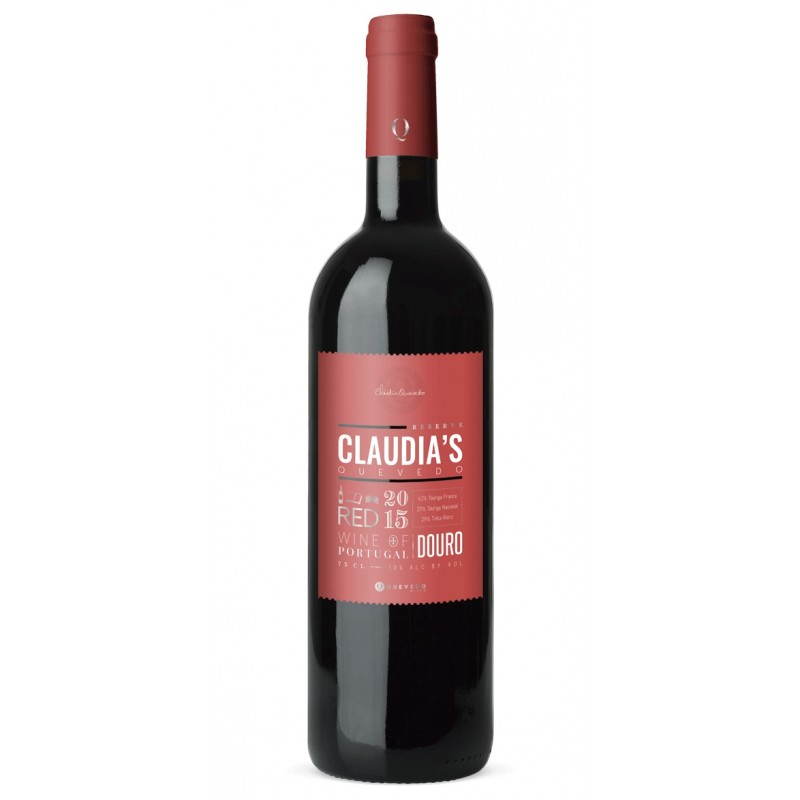 Claudia's Reserva 2015 Red Wine