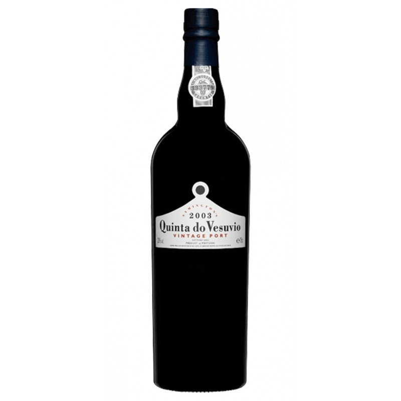 Quinta do Vesúvio Vintage 2003 Port Wine