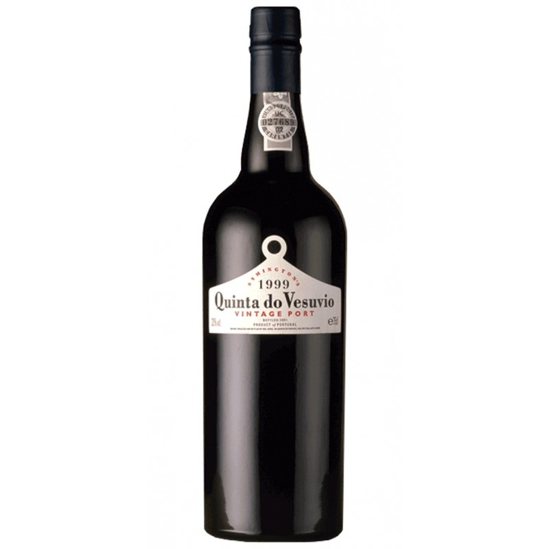 Quinta do Vesuvio Vintage 1999 Port Wine