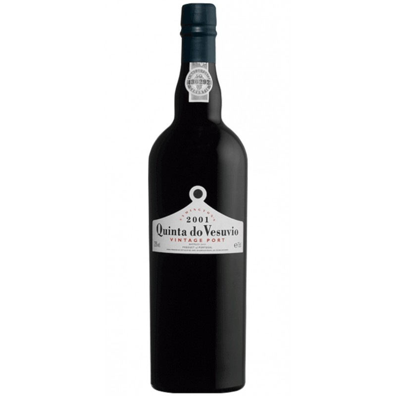 Quinta do Vesuvio Vintage 2001 Port Wine